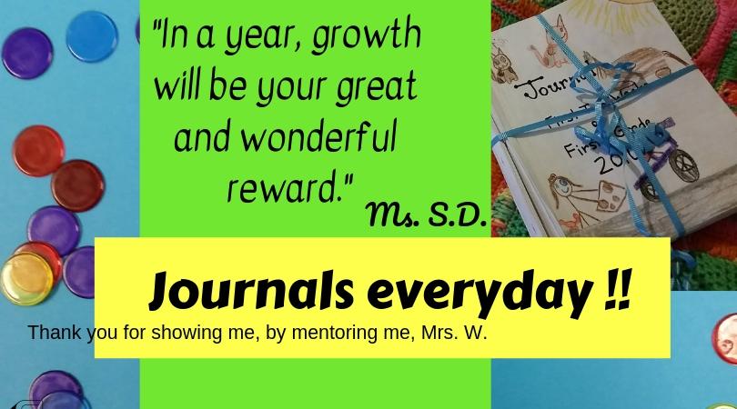 journals gr.K-3