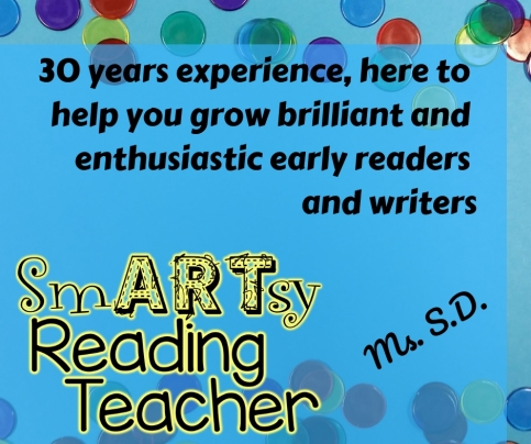 30 years experience here to help you grow enthusiastic and brilliant early readers and writers