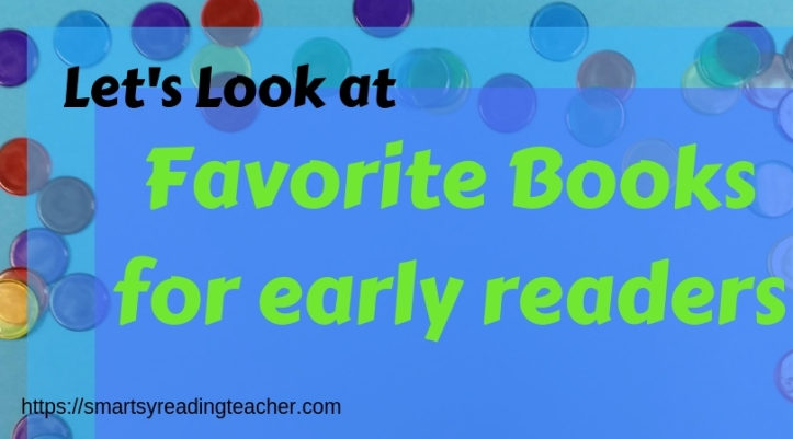 Let's Look at Favorite Books for early readers