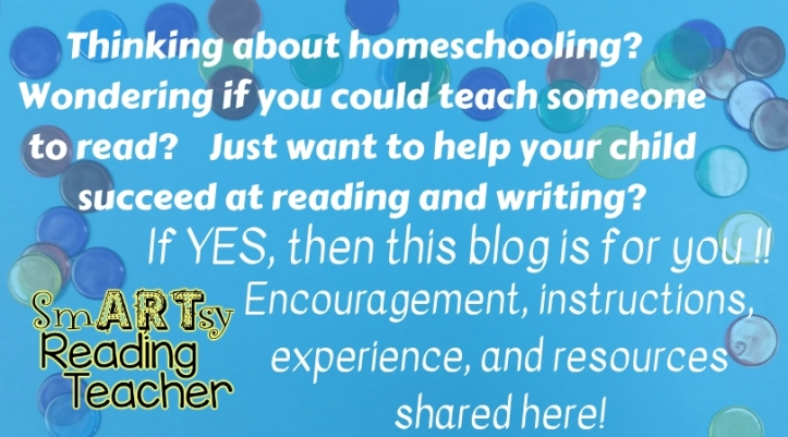 Thinking about homeschooling_ Wondering if you could teach someone to read_ Just want to help your child succeed_